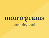 Monograms I