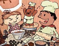 Kan Själv - Baking for kids
