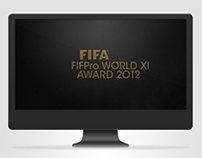 FIFA FIFPro World XI Awards 2012