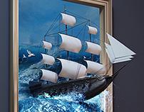 Museum /  Boat
