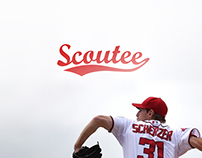 Scoutee - mobile, web & branding