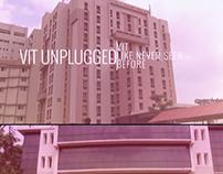 VIT UNPLUGGED (University Project)