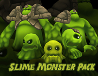 Slime Monster Pack