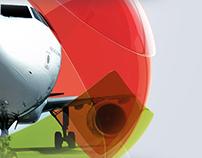 TAP Portugal MRO web illustrations