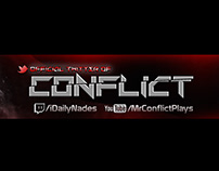 CoD Banner for CONFLICT