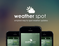 Weather Spot  |  weather forecast app