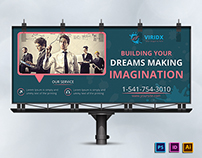 Viridx Business Billboard