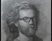 Portraits in Graphite