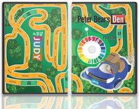 Peter Bear's Den: DVD Covers