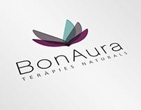 Bonaura / Branding / Web Design