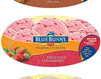 Blue Banny Ice Cream