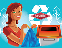 Novocel's 2015 calendar: May