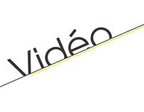 Vidéo - Motion Graphics