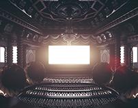 SKY Cinema Oscar Ident 2014