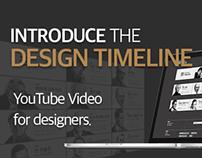 Design Timeline - Youtube Video for designers.