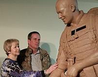 Custom Bronze Military Monuments,Veterans Memorial 2