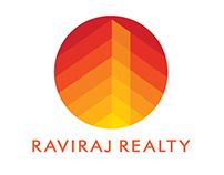 Raviraj Realty Builders Logo Design   Branding - Pune