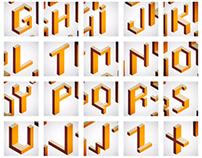 Isometric Alphabet