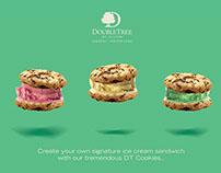 DT Cookies Ice Cream