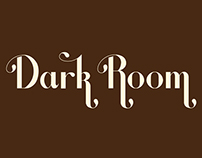 Dark Room - Restaurant Branding
