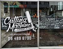 Cutting Machine Barber