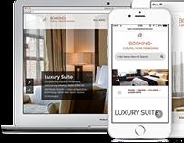 Booking+, premium Drupal theme