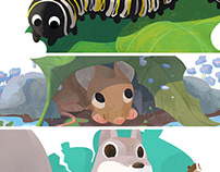 Forest Animals & their Sounds