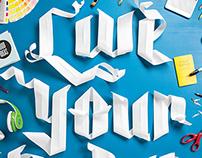 SAA Live Your Dream / Danielle Evans