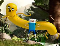 Adventure Time - 3D