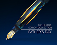 Father's Day - Monblanc Concept Design
