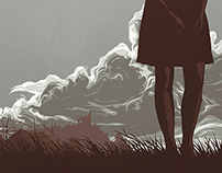 "Stefano Crialesi ""Inverno Nucleare"" - album art"