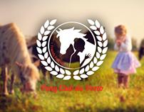 Animação do Logo Pony Club do Porto