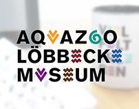 Aquazoo Löbbecke Museum – new corporate design proposal
