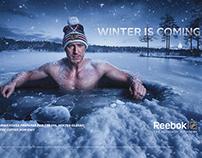 Tim Tadder for Reebok