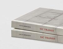 Sic Transit / Book Design
