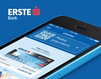 Erste Wallet - iOS application