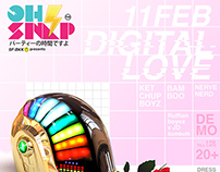 OH!SNAP PARTY - DIGITAL LOVE (BKK)