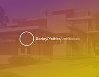 Barley Pfeiffer Architecture Web Design