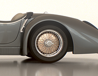 Mercedes SSK Roadster