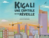 Kigali : Affiche de film