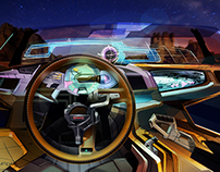 GMC 4GO Interior
