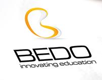 Logo bedo innovating education