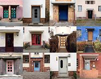 Berlin Doors - Personal Project