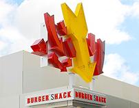 Burger Shack for Facebook