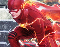 The Flash Visual Effect