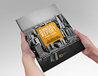 Annual Repotr 2015 InDesign Template