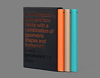 geomanist booklet