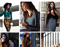 Lookbook Winter 2014 / Daily Basics