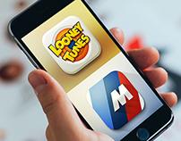 iOS Icons 2014