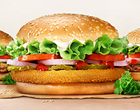 Burger King INDIA Launch